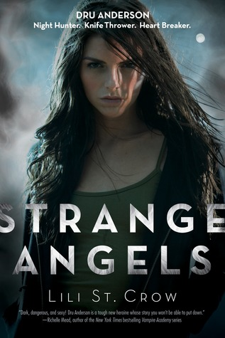 Book View: Strange Angels
