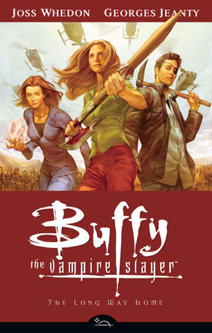 Buffy the Vampire Slayer by Georges Jeanty