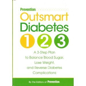 Outsmart Diabetes 1-2-3 by Prevention Magazine