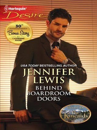 Behind Boardroom Doors by Jennifer Lewis