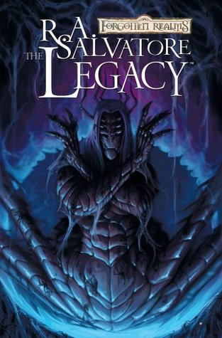 The Legacy: The Graphic Novel (Legend of Drizzt: The Graphic Novel, #7)