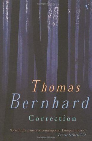 Correction by Thomas Bernhard