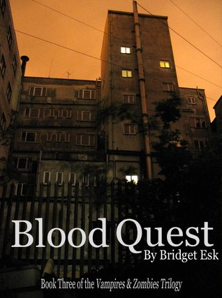Blood Quest by Bridget Esk
