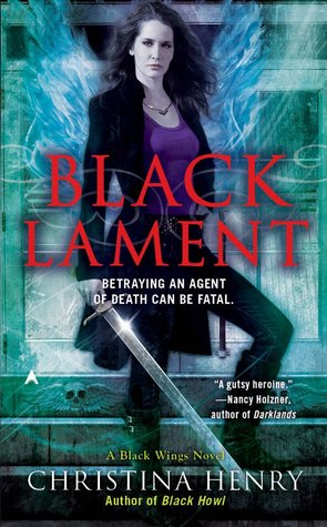 Black Lament by Christina Henry