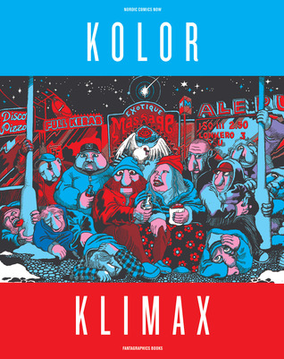 Kolor Klimax: Nordic Comics Now
