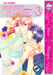 Private Teacher!, Volume 3 by Yuu Moegi