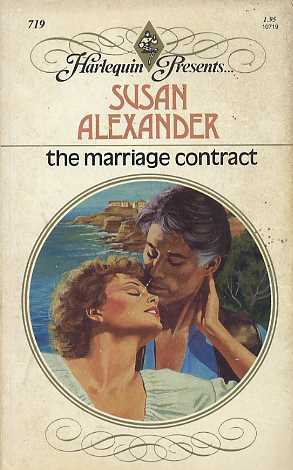 The Marriage Contract by Susan Alexander