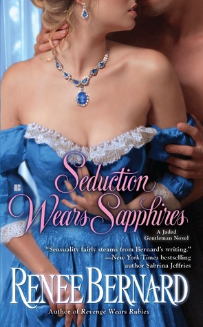 Seduction Wears Sapphires (Jaded Gentleman, #2)