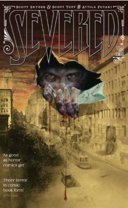 Severed by Scott Snyder