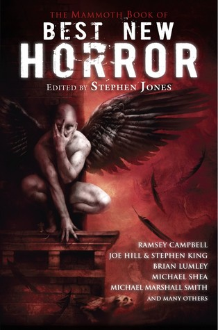 The Mammoth Book of Best New Horror 21 by Stephen Jones