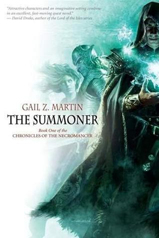 The Summoner by Gail Z. Martin