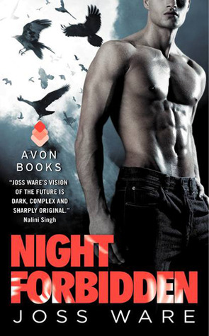 Night Forbidden (Envy Chronicles, #5)