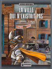 La Ville qui n'existait pas by Pierre Christin