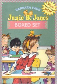 Junie B. Jones Boxed Set by Barbara Park