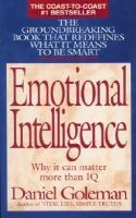 Emotional Intelligence by Daniel Goleman