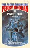 Power's Price (Perry Rhodan - English, #89)