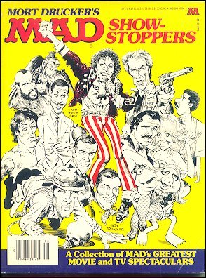 Mort Ducker's Mad Show Stoppers by Mort Drucker