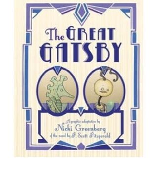 The Great Gatsby  by Nicki Greenberg