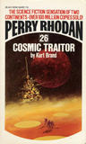 Cosmic Traitor (Perry Rhodan - English, #26)