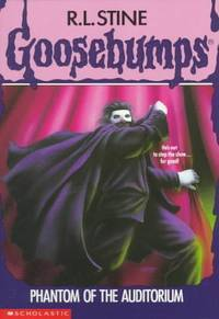 Phantom of the Auditorium by R.L. Stine