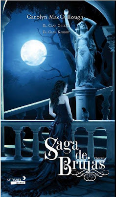 Saga de Brujas by Carolyn MacCullough