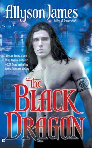 The Black Dragon by Allyson James