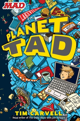 Planet Tad by Tim Carvell