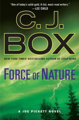 Force Of Nature (Joe Pickett, #12)