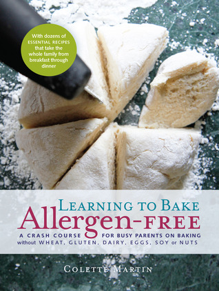 Learning to Bake Allergen-Free by Colette Martin