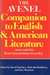 The Avenel Companion to English and American Literature