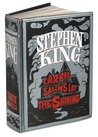 Carrie, 'Salem's Lot, The Shining by Stephen King