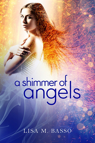 A Shimmer of Angels (Angel Sight #1)