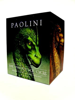 Inheritance Cycle 4-Book Hard Cover Boxed Set (Eragon, Eldest, Brisingr, Inheritance) (The Inheritance Cycle)
