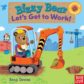 Bizzy Bear by Nosy Crow