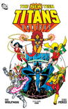 The New Teen Titans Omnibus Vol. 1 by Marv Wolfman