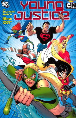 Young Justice Vol. 1 by Art Baltazar