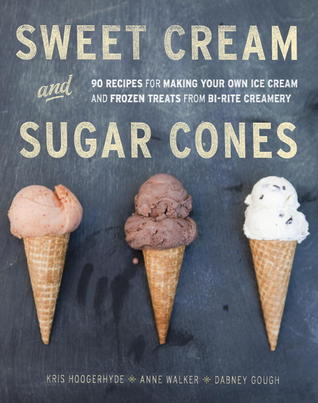 Sweet Cream and Sugar Cones by Anne Walker