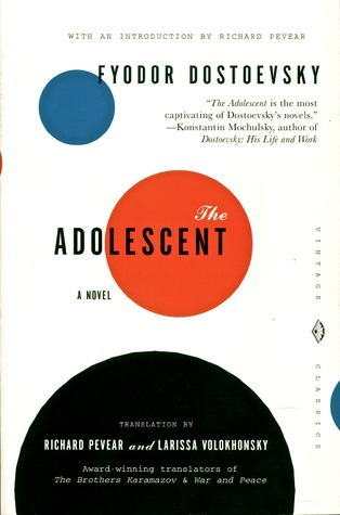 The Adolescent by Fyodor Dostoyevsky