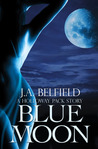 Blue Moon by J.A. Belfield