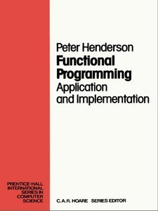 Functional Programming by Peter Henderson