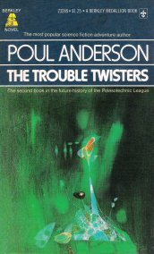 The Trouble Twisters by Poul Anderson
