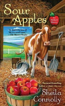 Sour Apples by Sheila Connolly