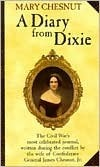 Diary From Dixie by Mary Boykin Chesnut
