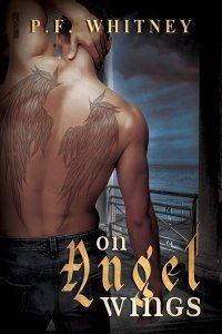 On Angel Wings by P.F. Whitney