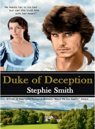 Duke of Deception by Stephie Smith