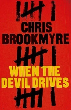 When the Devil Drives by Christopher Brookmyre