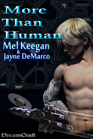 More Than Human by Mel Keegan