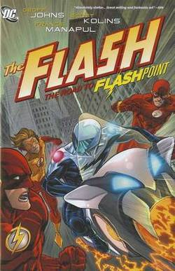 The Flash, Vol. 2: The Road to Flashpoint