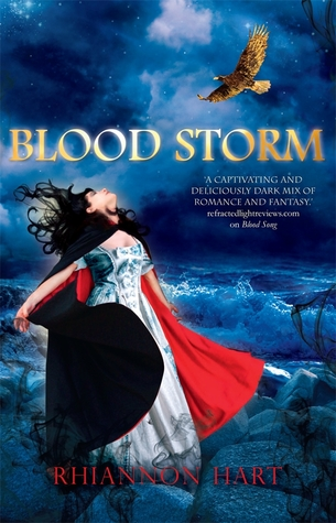 Blood Storm by Rhiannon Hart