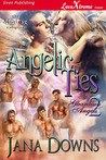 Angelic Ties (His Guardian Angels, #2)